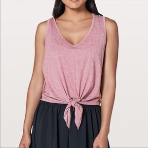 Lululemon Knot Gonna Fly Tank